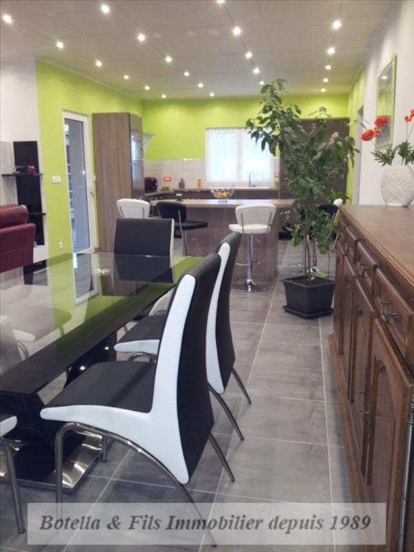 Vente maison / villa Grospierres 372400€ - Photo 2