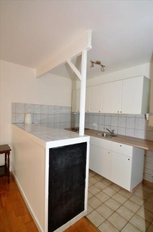 Sale apartment Charbonnieres les bains 129000€ - Picture 4