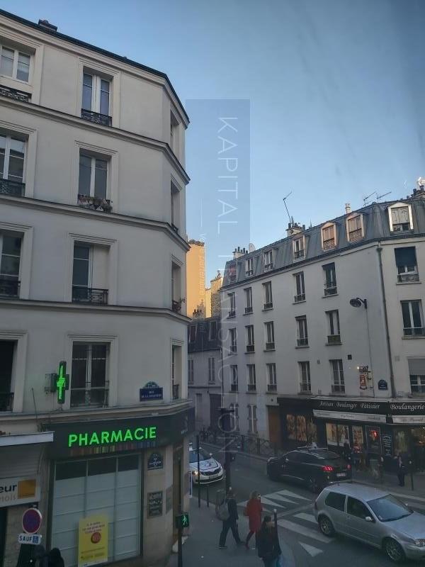 Sale apartment Paris 17ème 160000€ - Picture 1