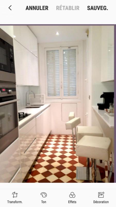 Rental apartment Paris 17ème 4000€ CC - Picture 2