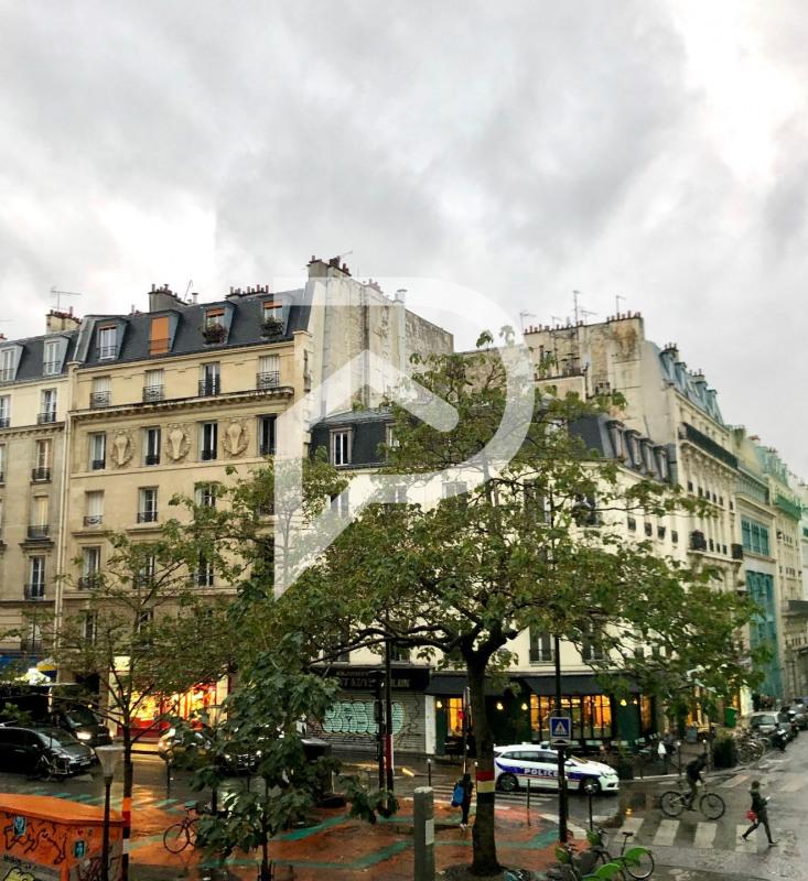 Vente appartement Paris 10ème 648000€ - Photo 1