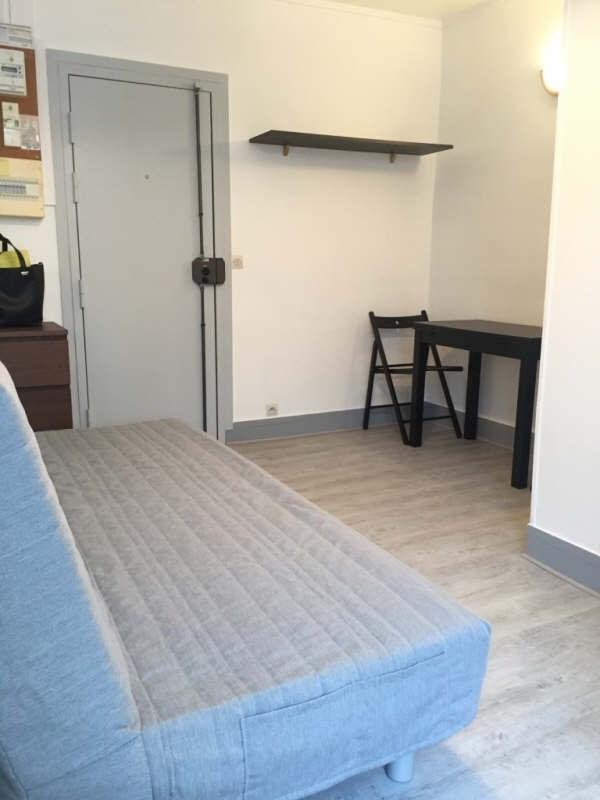 Rental apartment Paris 19ème 600€ CC - Picture 2