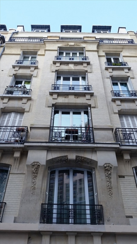 Sale apartment Paris 20ème 262 000€ - Picture 3