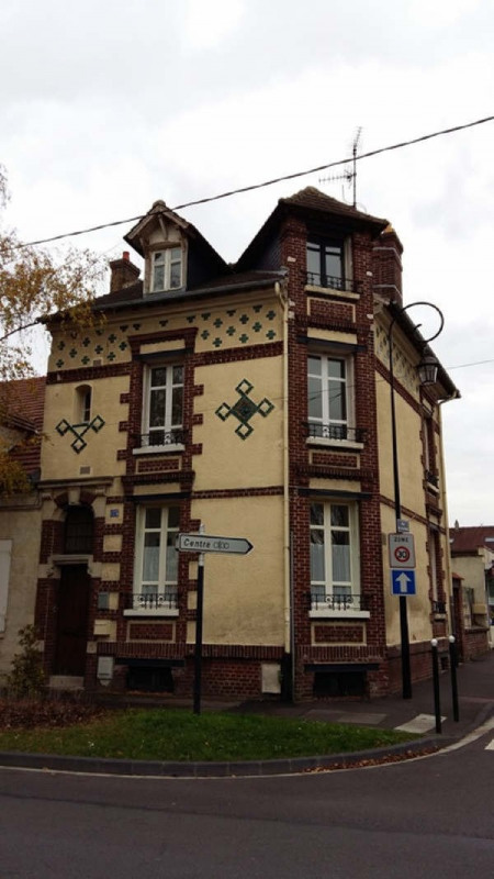 Location appartement Compiegne 400€ CC - Photo 1