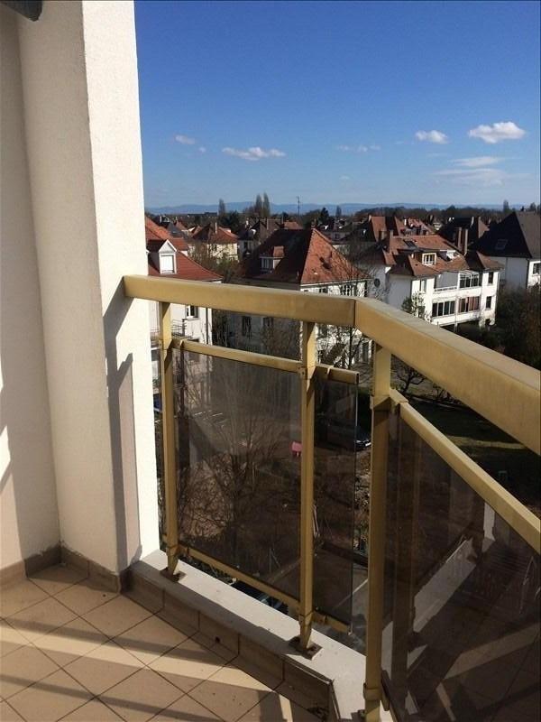 Rental apartment Strasbourg 456€ CC - Picture 1