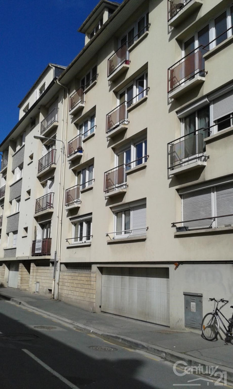 Sale apartment Caen 65 000€ - Picture 1