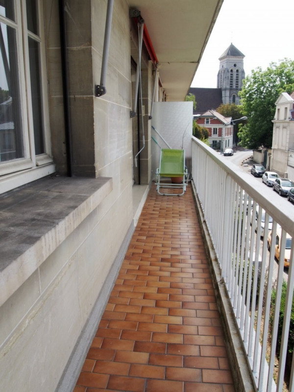 Sale apartment Creteil 342000€ - Picture 2
