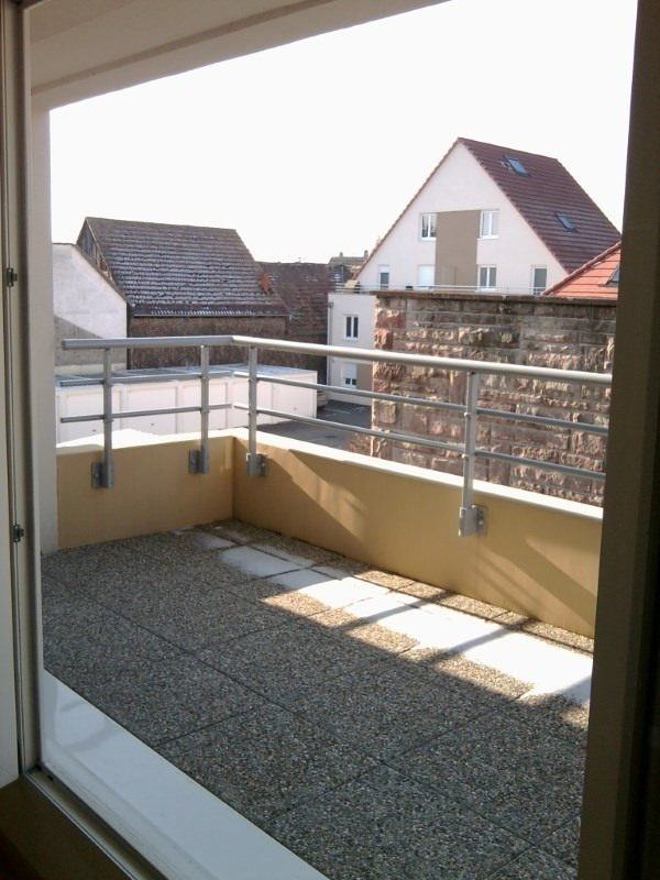 Rental apartment Rhinau 805€ CC - Picture 3