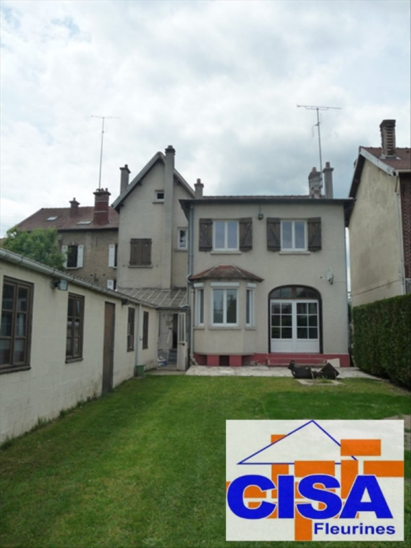 Location maison / villa Pont ste maxence 1 045€ CC - Photo 2