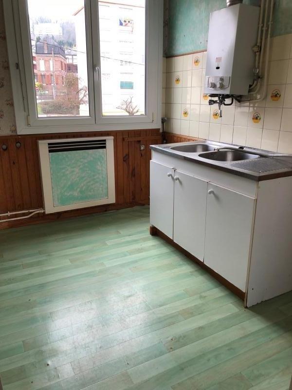 Sale apartment Rouen 57000€ - Picture 2