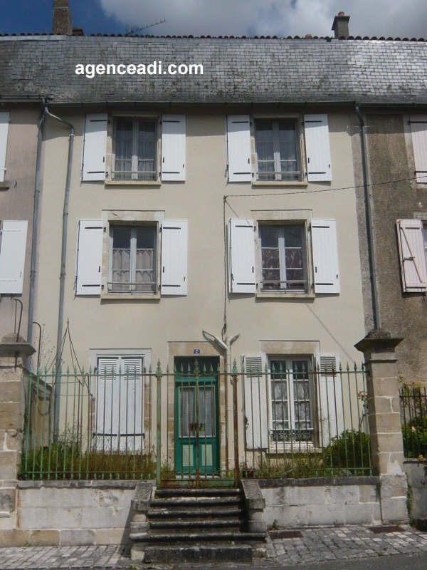 Vente maison / villa La mothe st heray 38500€ - Photo 1