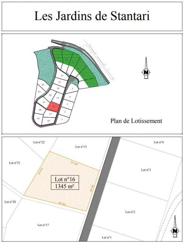 Vendita terreno Sartene 109000€ - Fotografia 4