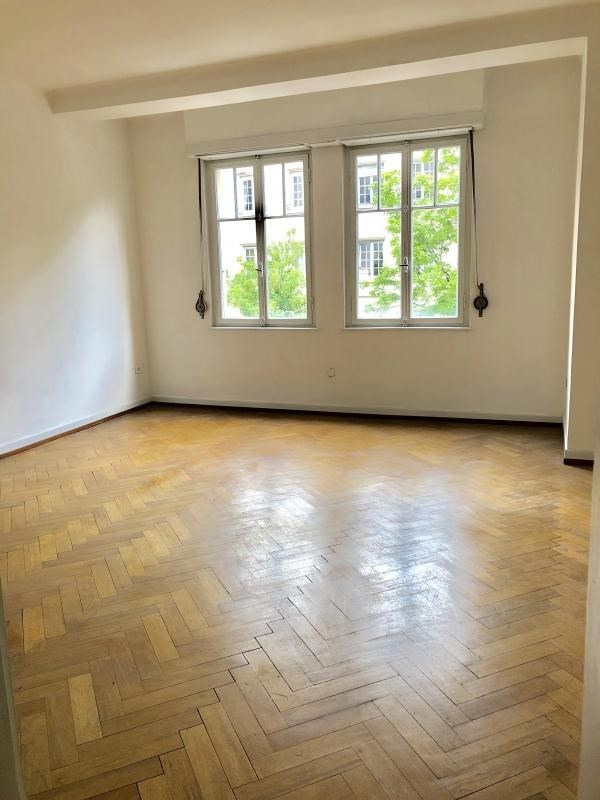 Rental apartment Strasbourg 855€ CC - Picture 1