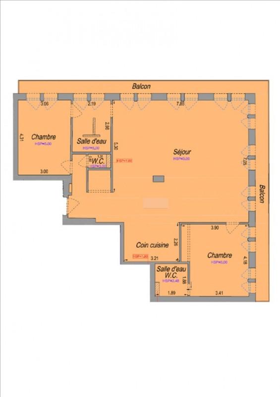 Vente de prestige appartement Arcachon 1040000€ - Photo 4