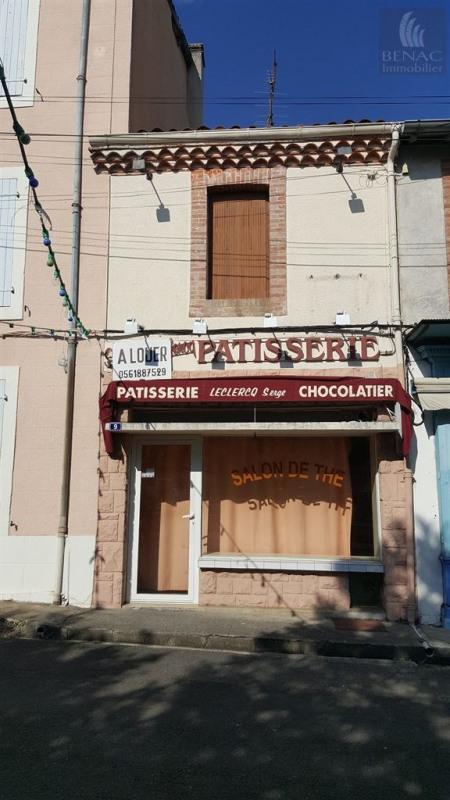 Alquiler  tienda Boulogne sur gesse 730€ CC - Fotografía 1