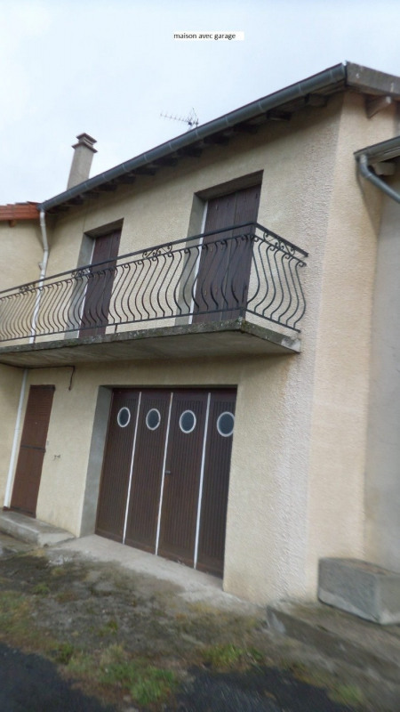 Sale house / villa Salettes 59 800€ - Picture 1