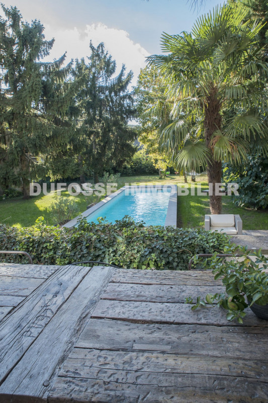 Deluxe sale house / villa Collonges-au-mont-d'or 1 290 000€ - Picture 1