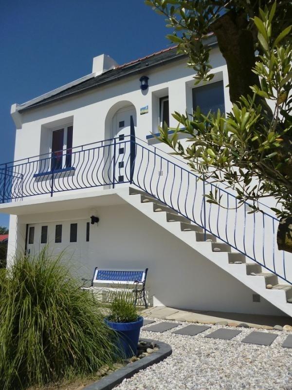 Vente maison / villa Plomodiern 157500€ - Photo 1