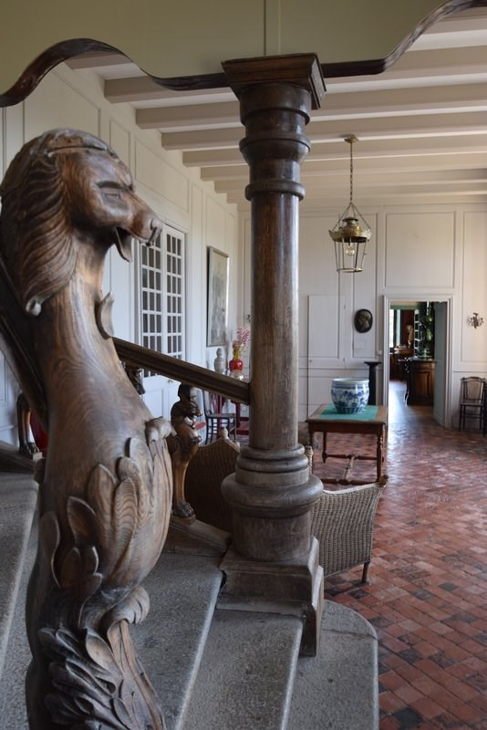 Revenda residencial de prestígio castelo Granville 745500€ - Fotografia 7
