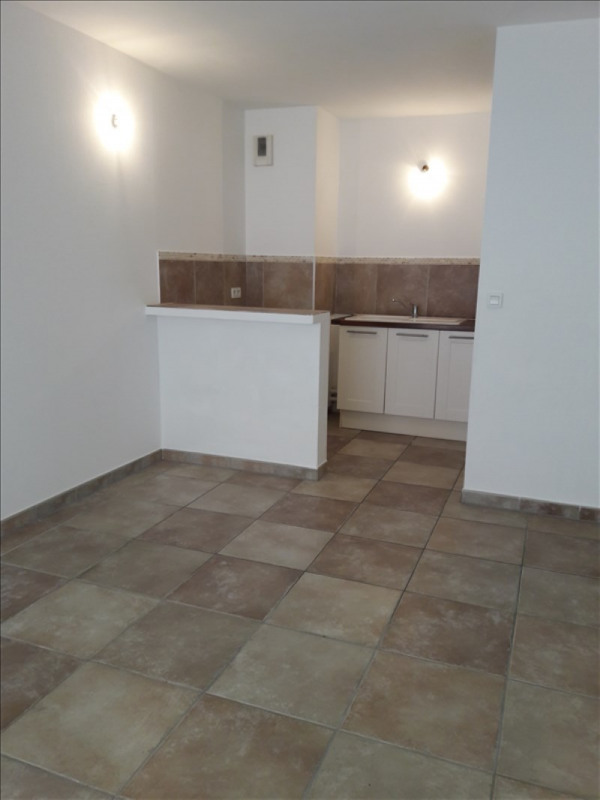 Rental apartment St laurent d'aigouze 526€ CC - Picture 1