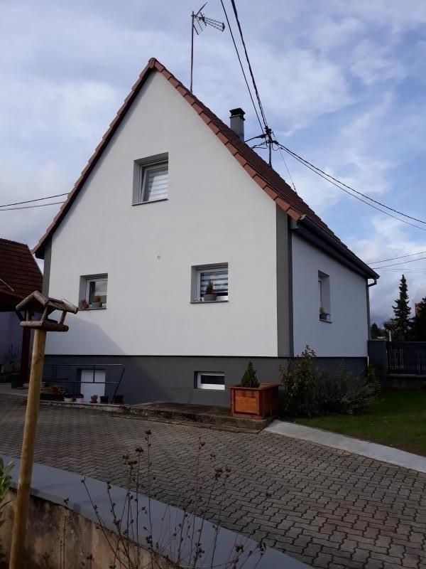 Venta  casa Gumbrechtshoffen 205000€ - Fotografía 1