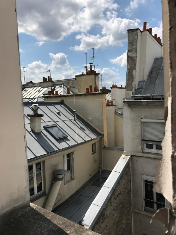 Vente appartement Paris 10ème 78 000€ - Photo 2