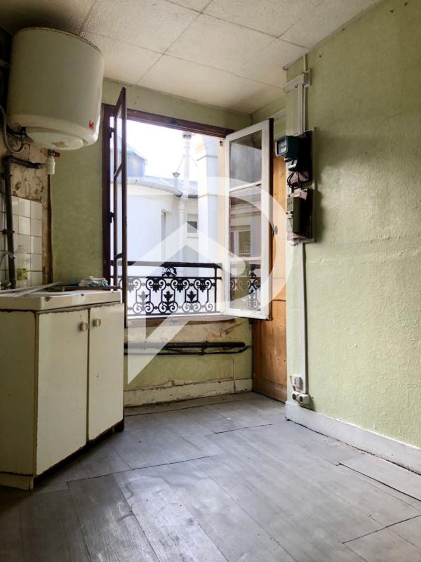 Vente appartement Paris 9ème 86000€ - Photo 1