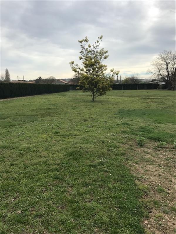 Vente terrain Marquefave 113400€ - Photo 1