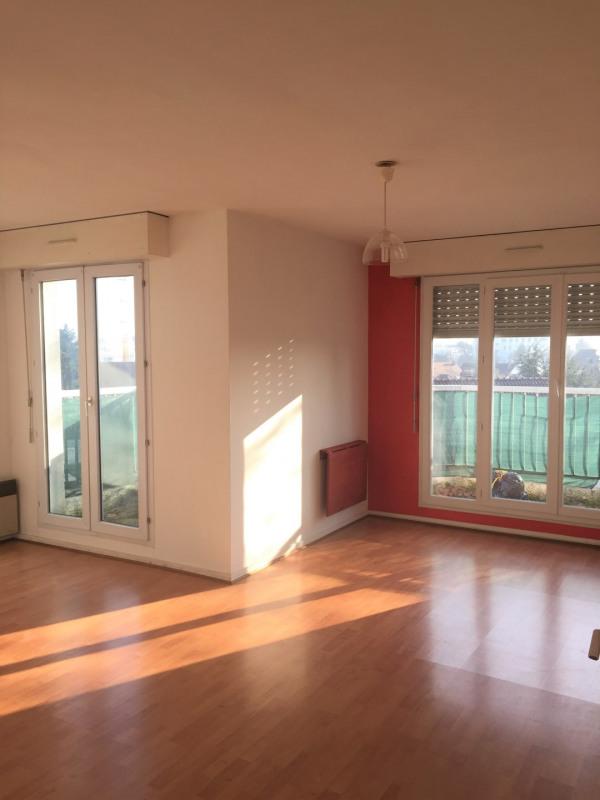 Rental apartment Le plessis-trévise 797€ CC - Picture 1