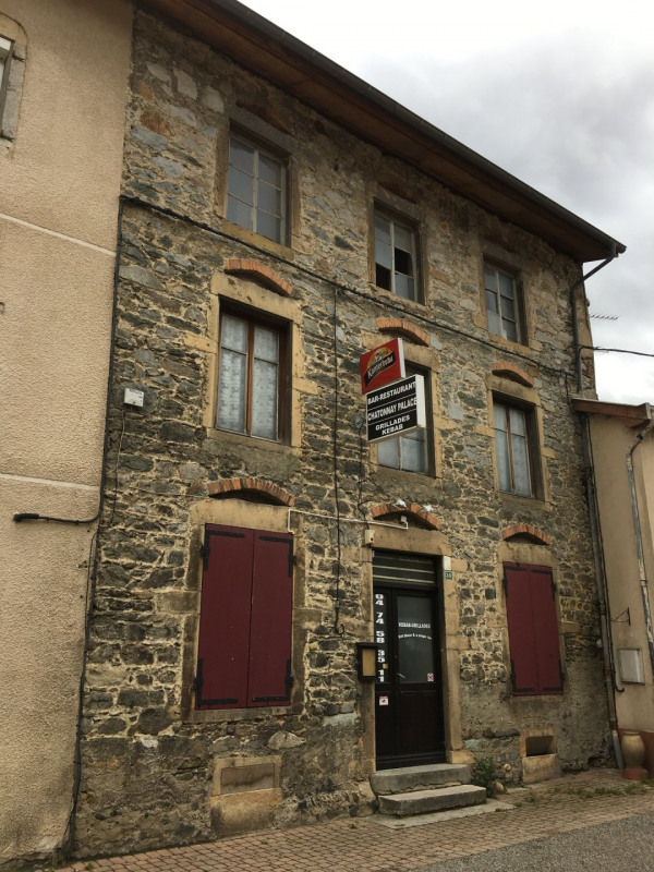 Sale building Chatonnay 129000€ - Picture 1