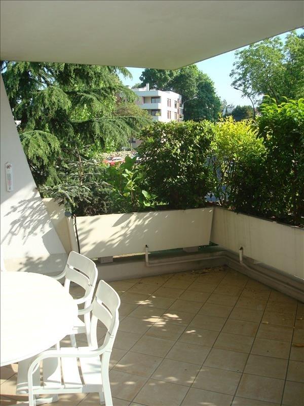 Rental apartment Palaiseau 1550€ CC - Picture 1