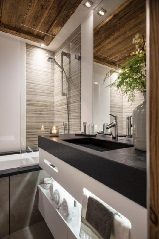 Venta de prestigio  apartamento Chamonix mont blanc 391667€ - Fotografía 3