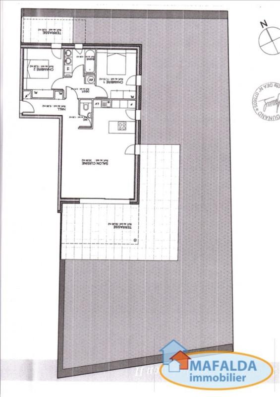 Vente appartement Amancy 287000€ - Photo 2