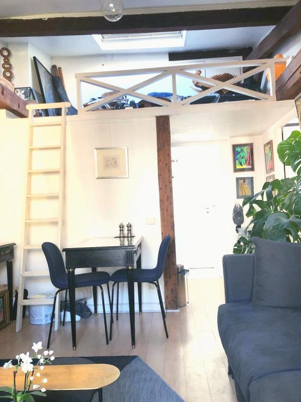 Vente appartement Paris 9ème 485000€ - Photo 2