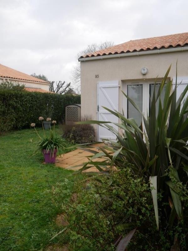Vente maison / villa St vincent sur jard 130000€ - Photo 3
