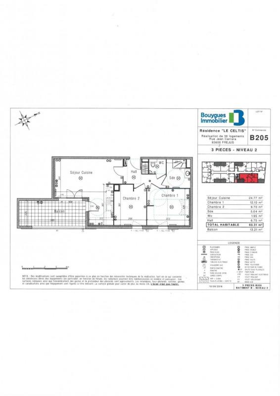Location appartement Fréjus 900€ CC - Photo 10