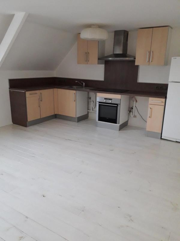 Location appartement Portbail 520€ CC - Photo 1