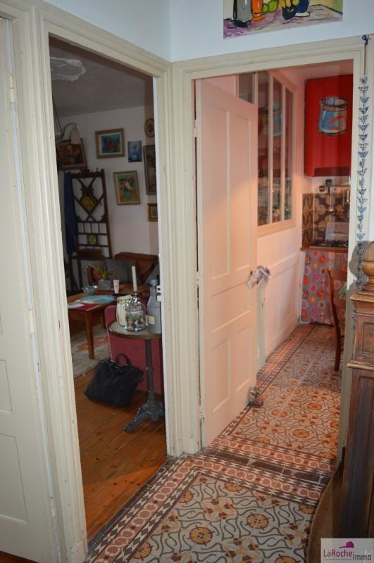 Sale house / villa La roche maurice 182677€ - Picture 8