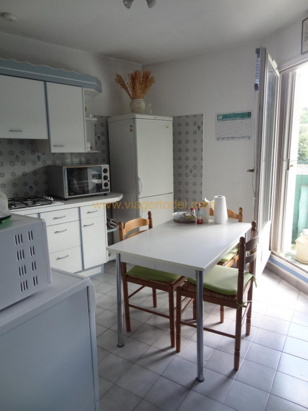 Life annuity apartment Alès 30000€ - Picture 4