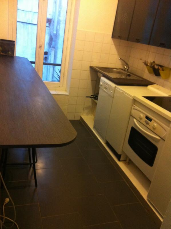 Rental apartment Nice 575€ CC - Picture 4
