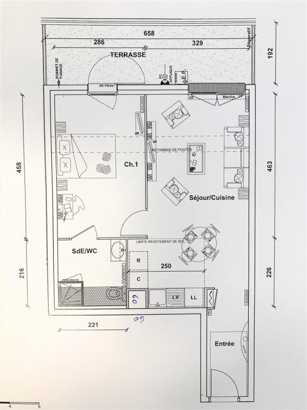 Rental apartment Pontoise 789€ CC - Picture 10