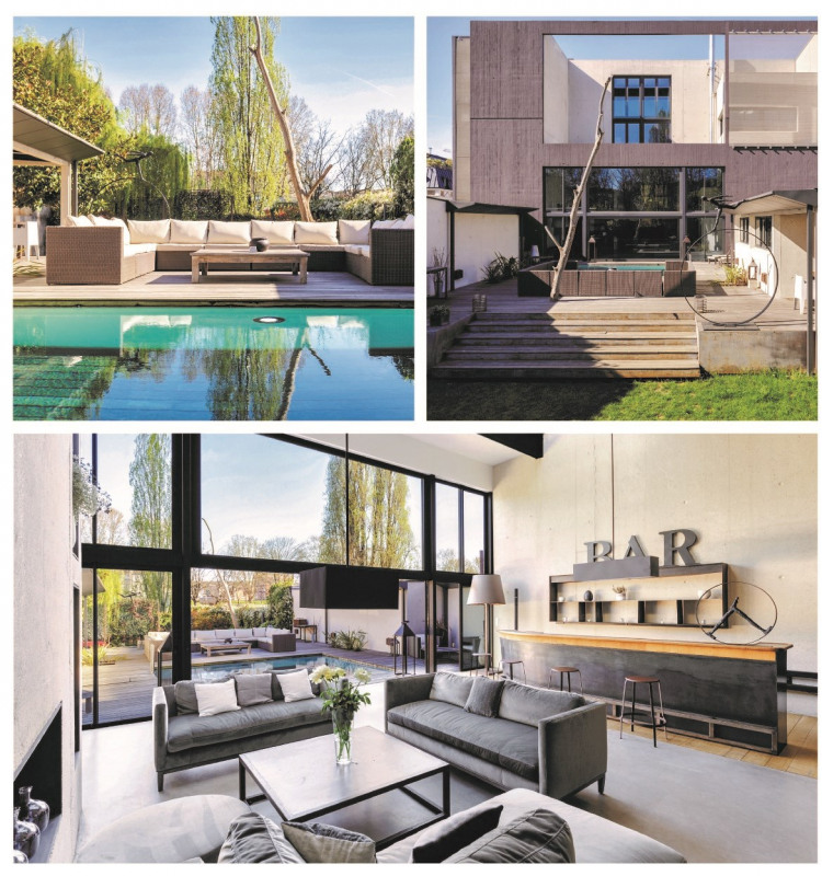 Deluxe sale house / villa Issy-les-moulineaux 12000000€ - Picture 6