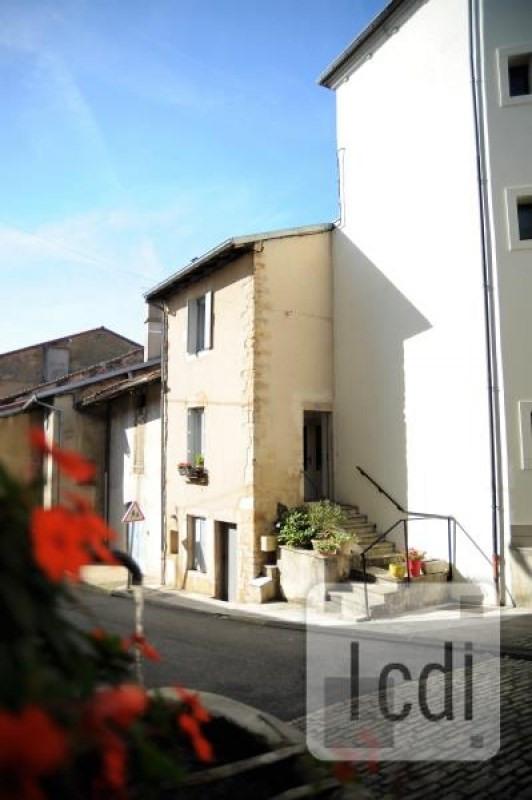 Vente maison / villa Saint-amour 85000€ - Photo 1