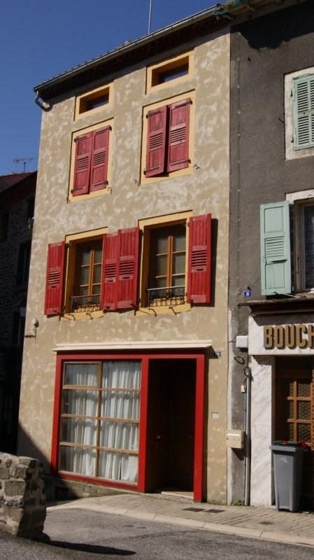 Vente maison / villa Le monastier sur gazeille 244600€ - Photo 1