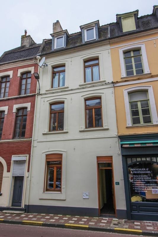Sale house / villa Hesdin 145000€ - Picture 1