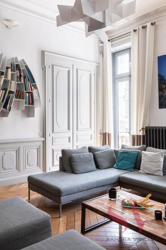 Vente de prestige appartement Lyon 6ème 975000€ - Photo 6