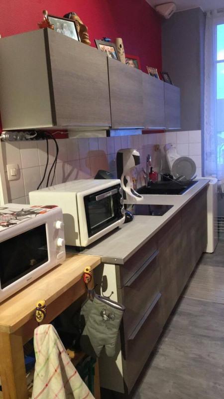 Verkoop  appartement Chambon-feugerolles (le) 30000€ - Foto 4