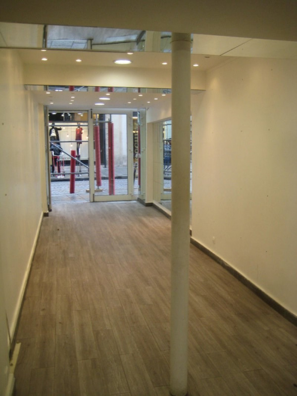 Rental empty room/storage Paris 2ème 4400€ HT/HC - Picture 2