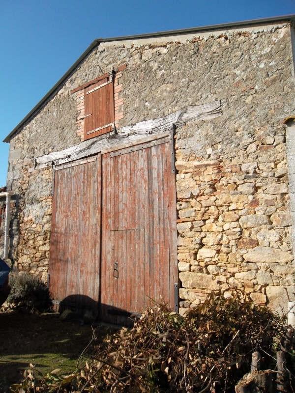 Vente maison / villa Venansault 38800€ - Photo 1