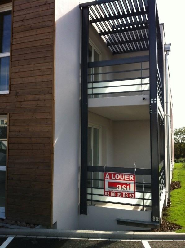 Vermietung wohnung Lipsheim 674€ CC - Fotografie 8